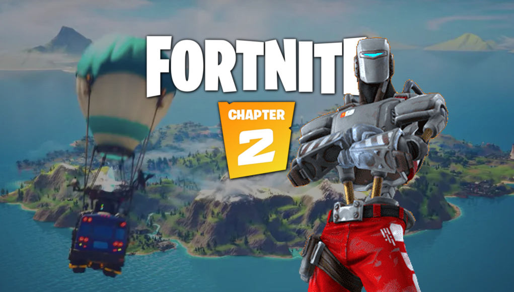 Fortnite's Black Hole Brings Chapter 2