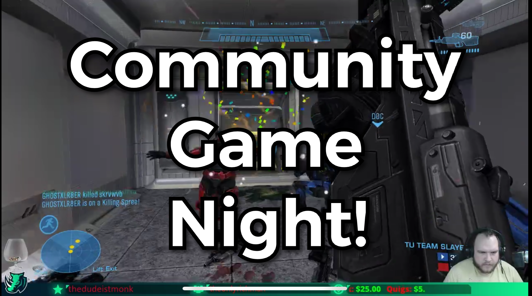 Community Game Night: The Master Chief Collection