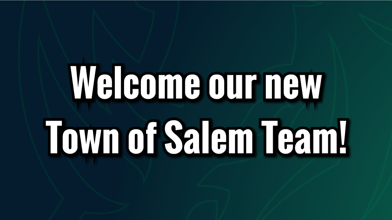 Introducing Our Professional Town of Salem Team!