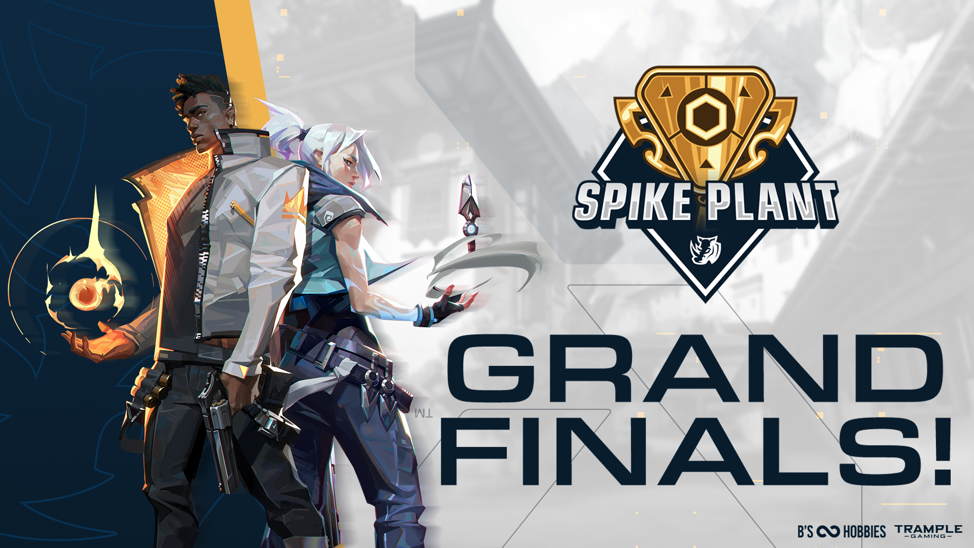 Spike Plant Grand Finals